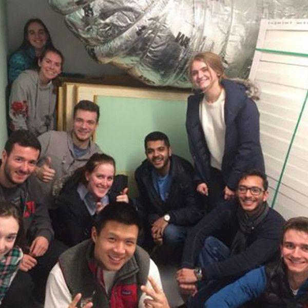 Cornell Students Build Autonomous Sailboat