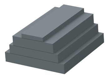 High Temperature Tooling Boards: CORINTHO®