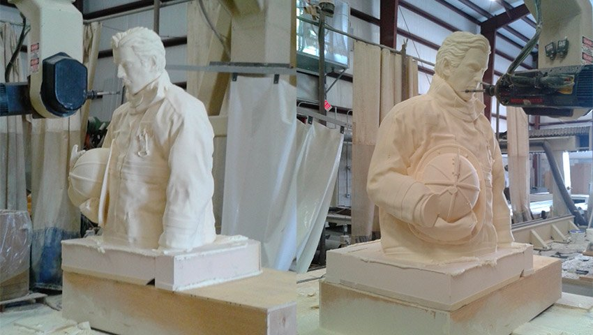 CORAFOAM® Prop Foam for Prop Building